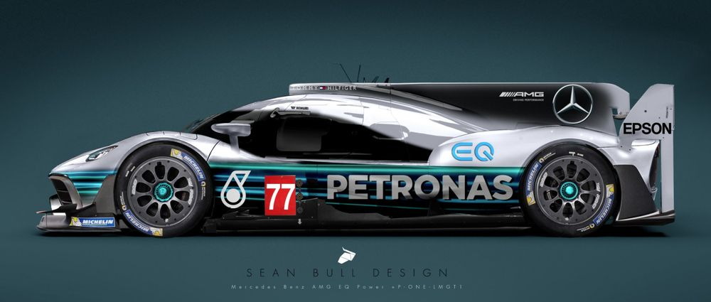 This Is What It Might Look Like If Le Mans Prototypes Had Road Car Styling