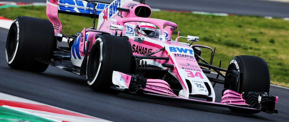 Force India Likely To Change Team Name Before Australian GP