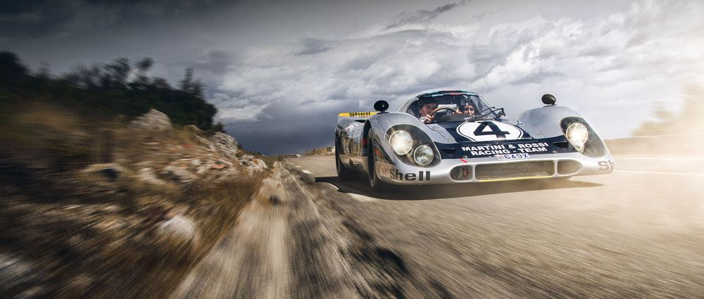This Guy Took A Legendary Le Mans Porsche And Made It Road Legal