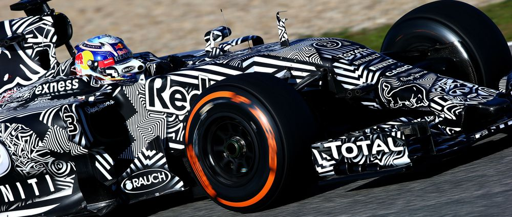 Quiz: Can You Match The Testing Livery To The Team That Ran It?