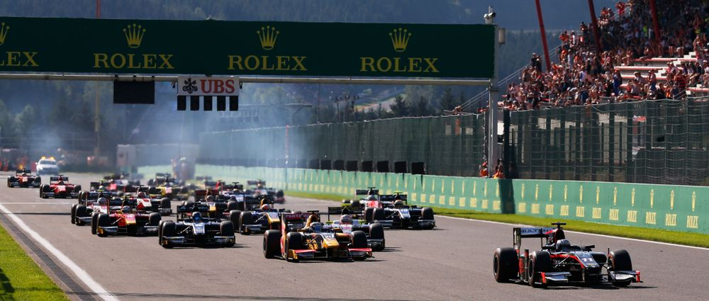The GP2 Series Has Now Become Formula 2