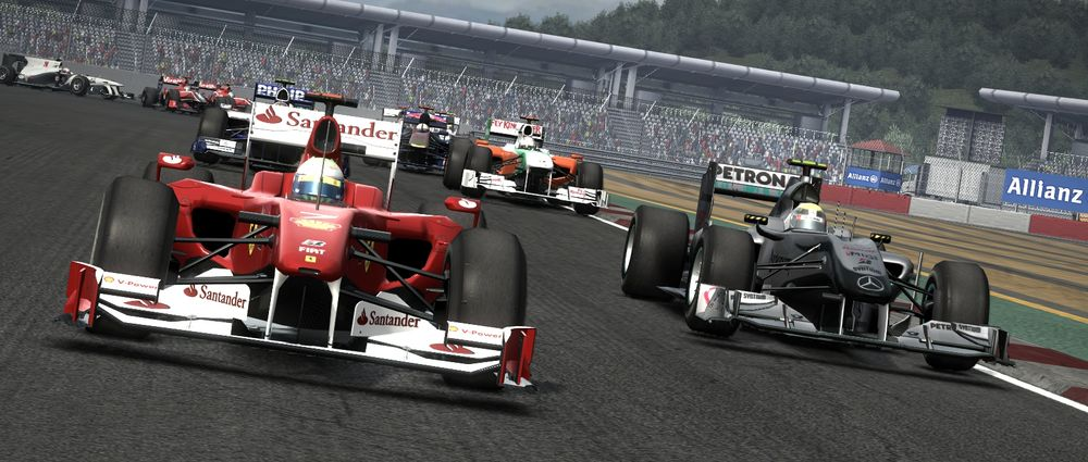 8 Classic F1 Racing Game Intros To Get You All Nostalgic