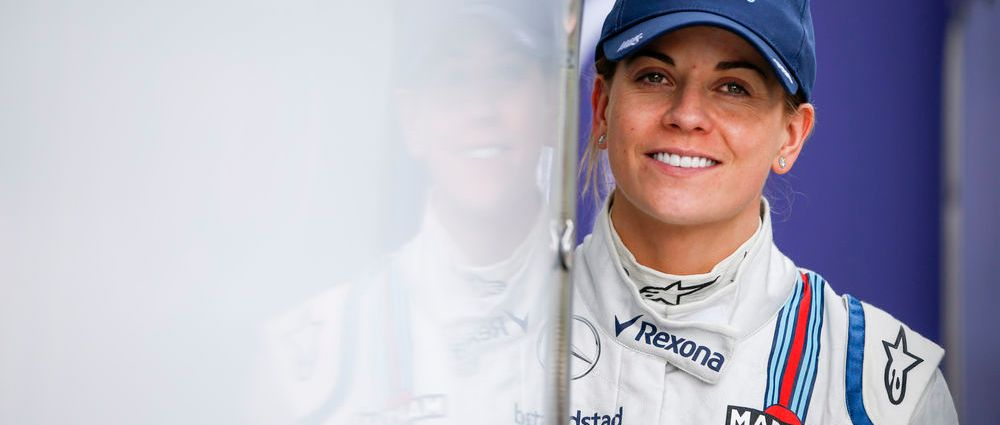 Susie Wolff Has Lost A Driving Ban Appeal