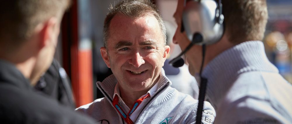 Paddy Lowe Officially Works At Williams Now