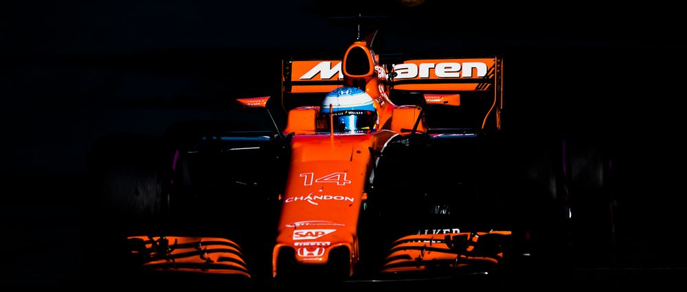 Alonso Has Said He Would Never Leave McLaren Mid-Season
