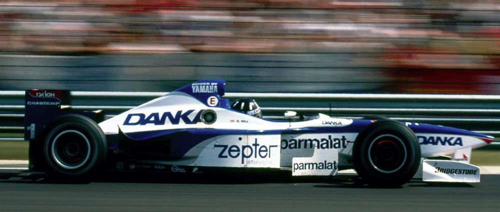 Damon Hill's 1997 Arrows Is Yours For €250,000