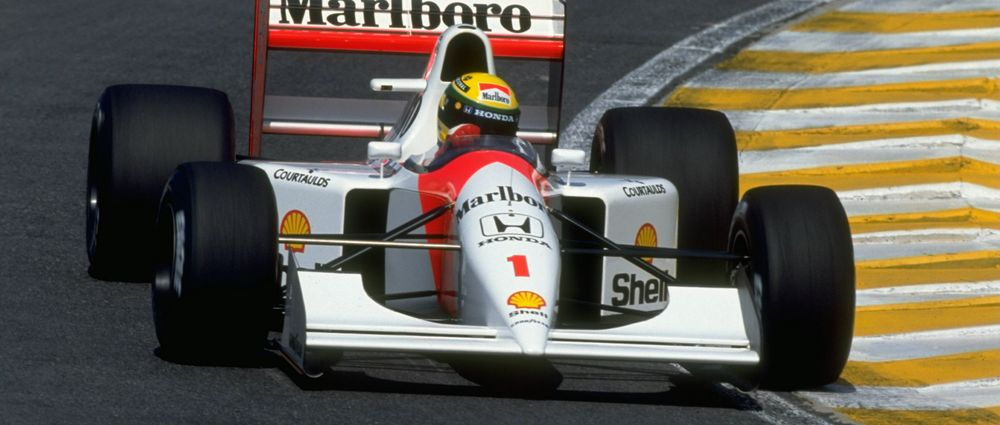 10 Of The Best Ayrton Senna F1 Onboards