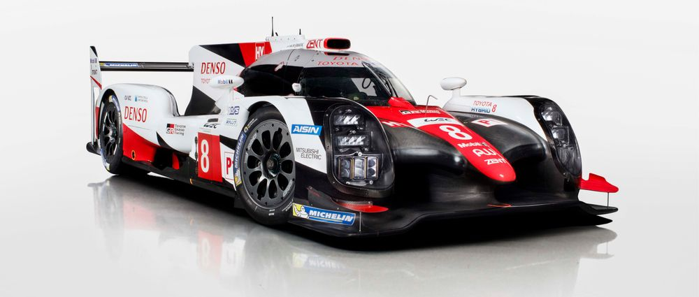 This Is Toyota's Le Mans Challenger For 2017