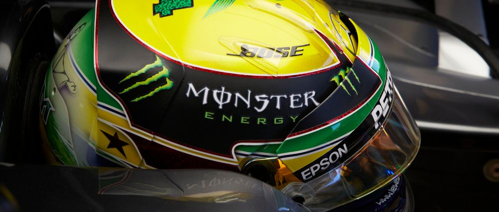 7 Awesome One-Off F1 Tribute Helmets