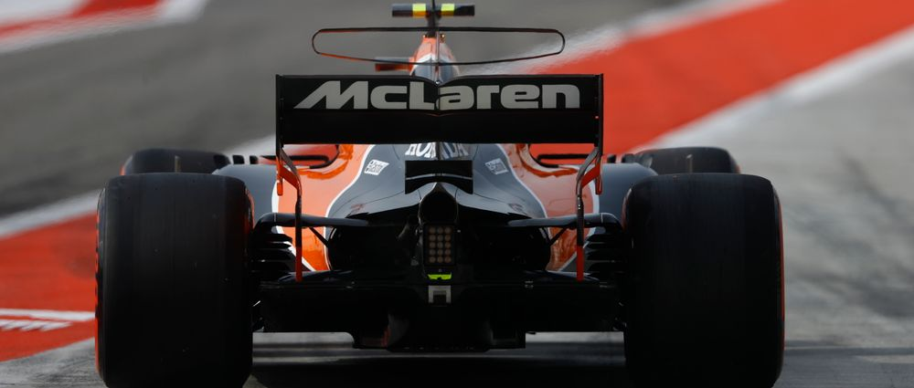 McLaren-Honda Only Managed Two Laps In The Bahrain Test Before Breaking Down