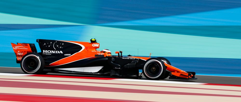 McLaren Confused After Spending One Day Not Breaking Down