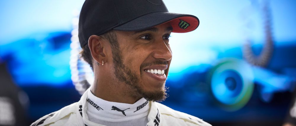 Lewis Hamilton Had To Delete An Instagram Post Of His China Pole Lap