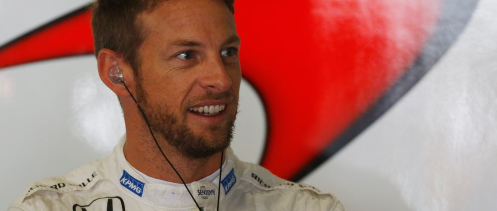 Button Was Disqualified From A Triathlon For Going Too Fast