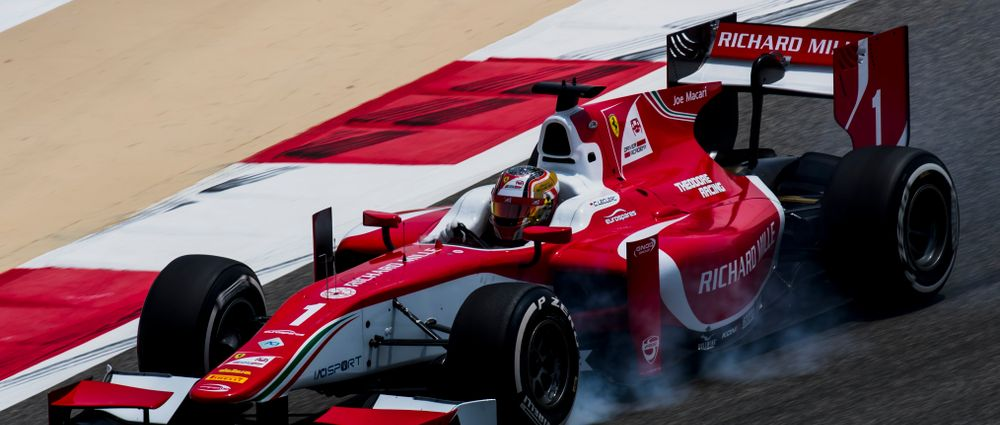 F2 Driver Pits To Change Tyres In Sprint Race, Still Manages To Win