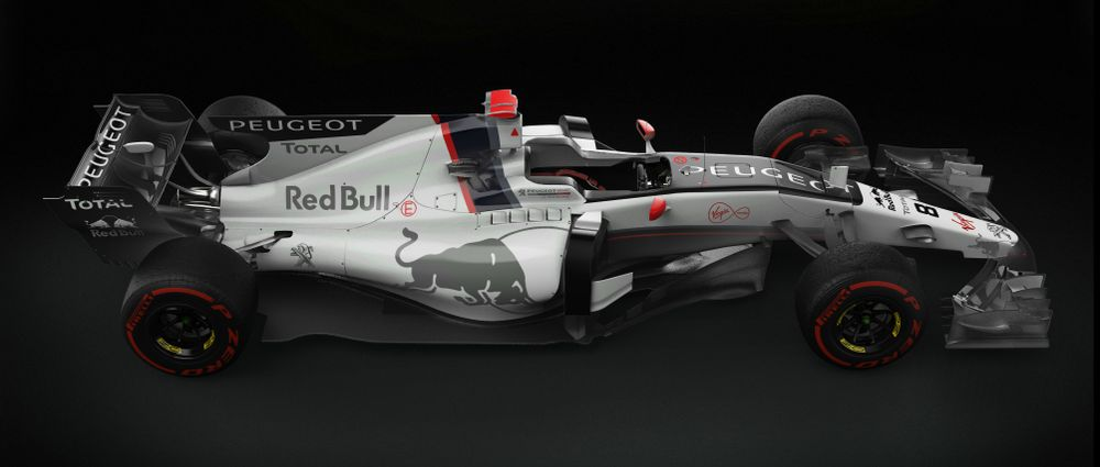 This Concept Livery Will Make You Wish Peugeot Was In F1
