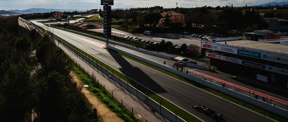 10 Amazing Onboards From F1's Visits To Barcelona