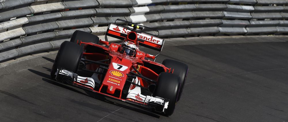 Kimi Raikkonen Sets New Monaco Record In Qualifying, Lewis Hamilton 14th