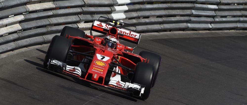 Kimi Raikkonen Sets New Monaco Record In Qualifying, Lewis Hamilton 14th