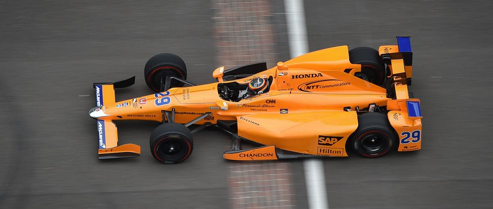 Fernando Alonso Says He'd Been Thinking Of Indy For 'Four Or Five Years'