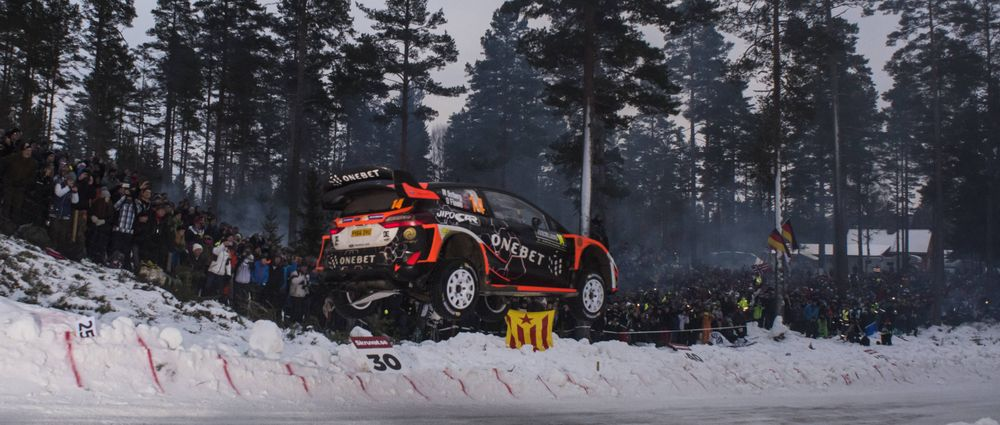 10 Of The Craziest WRC Jumps Ever