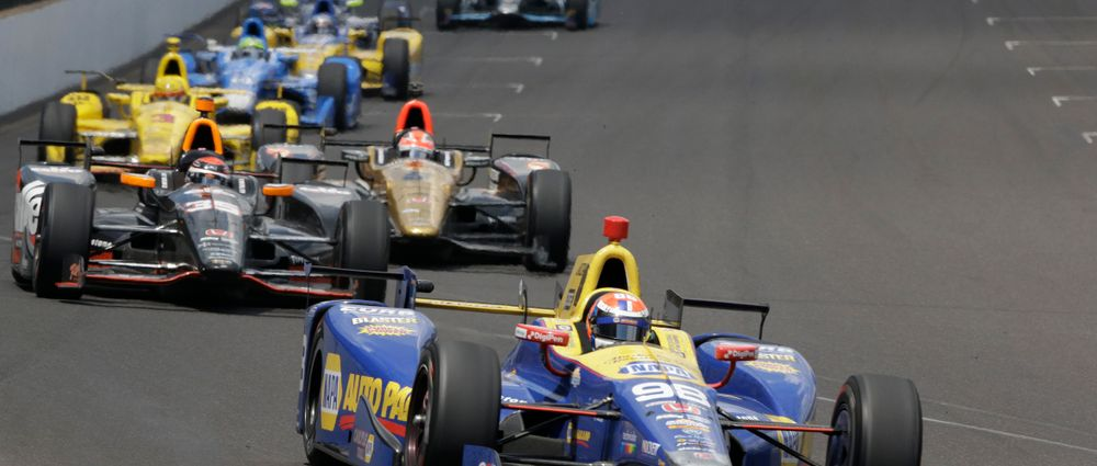 8 Reasons Why You Should Watch The Indy 500 This Year