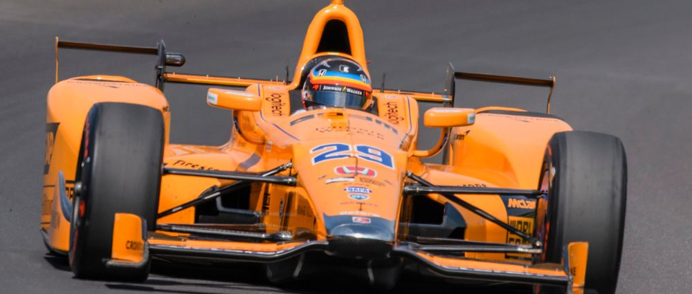 Fernando Alonso Won $300,000 In Prize Money Despite Not Finishing The Indy 500