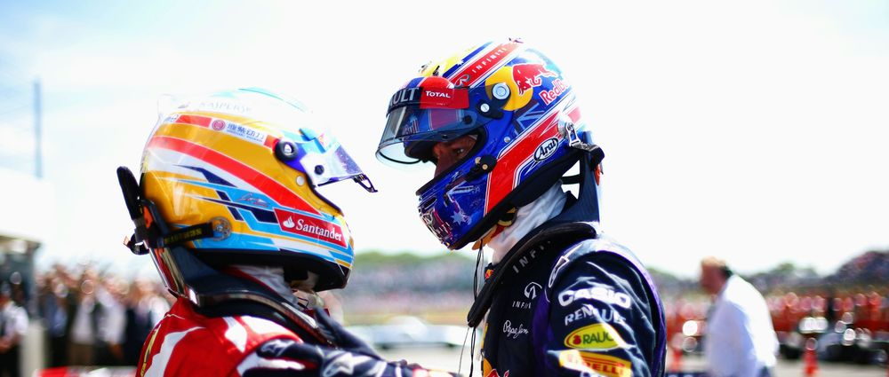 Webber Doesn't Think Alonso Should Race At Le Mans This Year