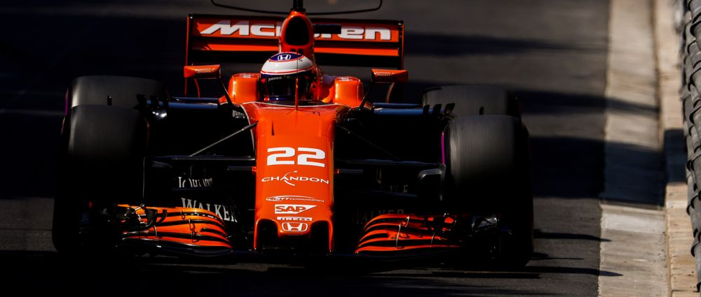Jenson Button Has Been Given A Grid Penalty For His Next Race