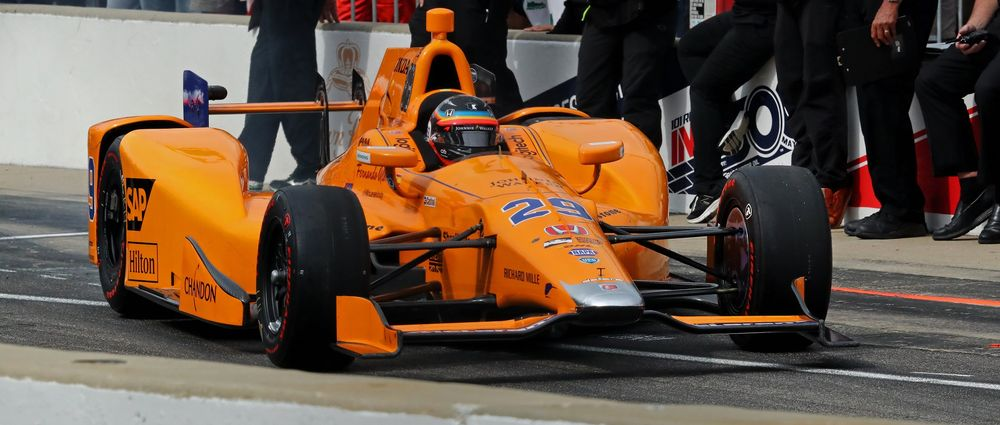 "Potential For McLaren Going Full-Time In IndyCar ""A Few Years Away"""