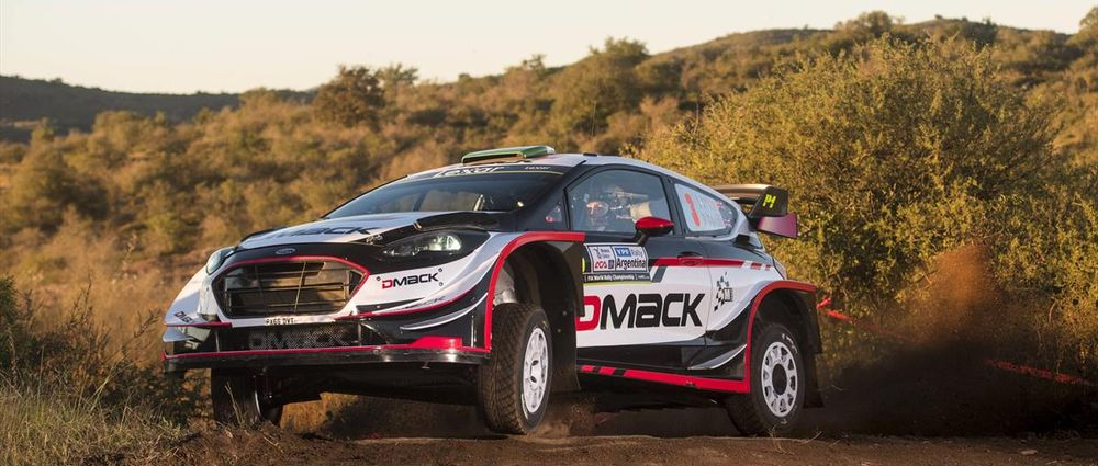 Rally Argentina Had The Third Closest Finish In WRC History