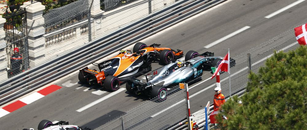 How Much Do You Remember From The 2017 Monaco Grand Prix?