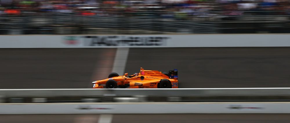 Fernando Alonso Says He Will Definitely Return To The Indy 500