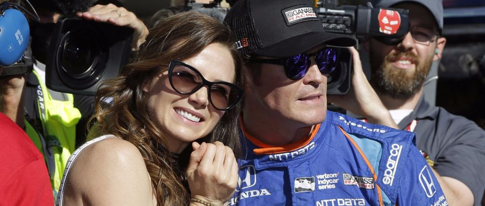 Scott Dixon Was Robbed At Gunpoint Hours After Winning Pole For The Indy 500