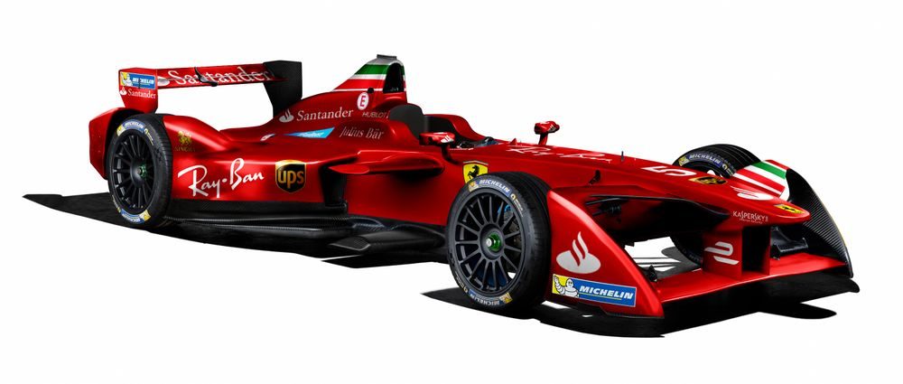 8 Epic Livery Concepts Of Possible Future Formula E Manufacturers