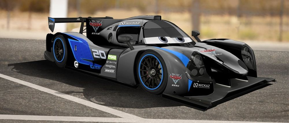 LMP3 Team To Race With Awesome Cars 3 Liveries