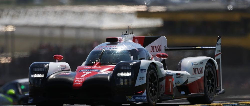 Toyota Lost Le Mans Because Kobayashi Mistook Another Driver For A Marshal