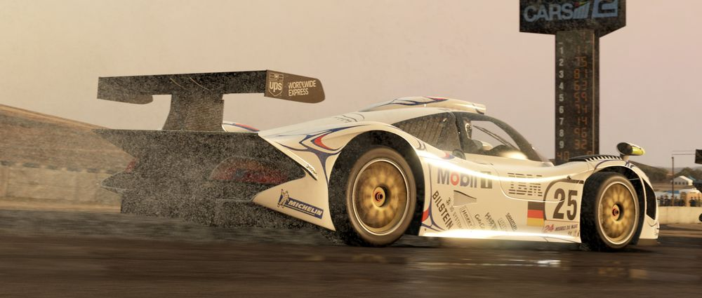 Project Cars 2 Releases New E3 Trailer, Confirms Release Date