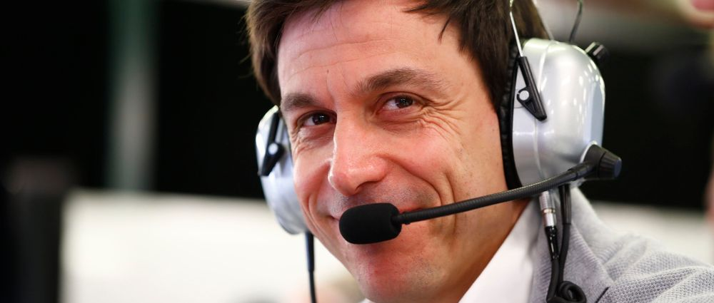 Toto Wolff Won't Assess The Mercedes Driver Line-Up Until Summer