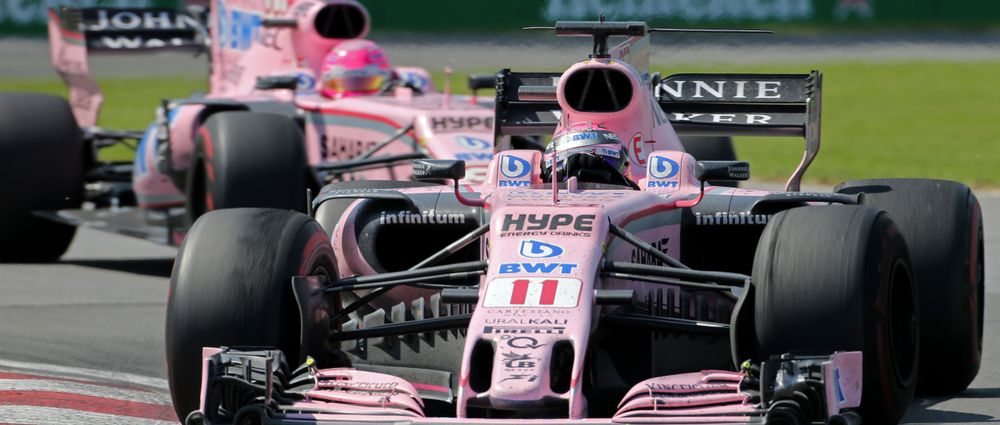 Force India Suggest Perez And Ocon Will Be Free To Race Each Other In 2018