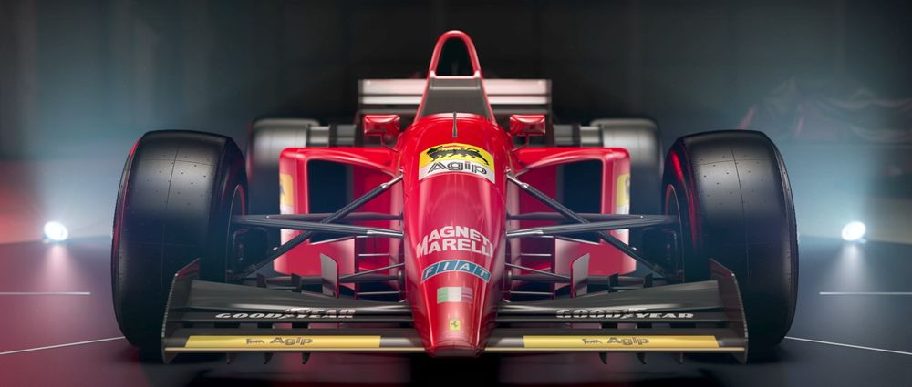 Here Are The Four Classic Ferraris That Will Appear In F1 2017