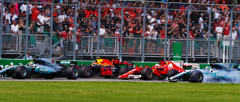 How Much Do You Remember From The 2017 Canadian Grand Prix?