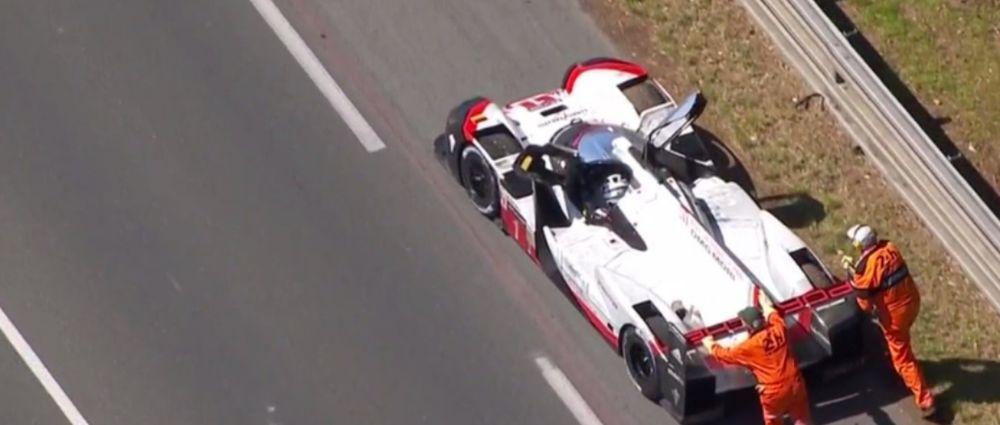 The LMP1 Cars Don't Want To Win Le Mans This Year