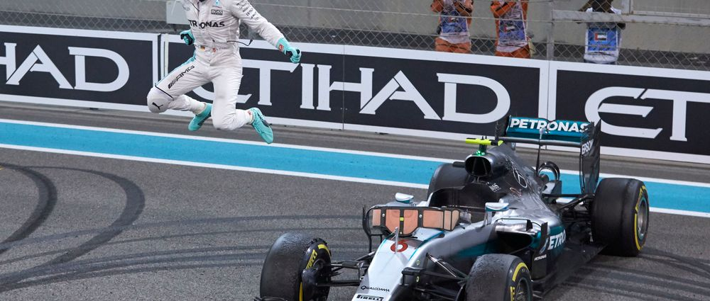 The 8 Best Moments In Nico Rosberg's Formula 1 Career