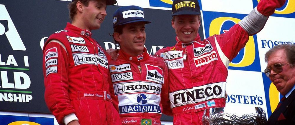 Can You Name These F1 Drivers Who Only Scored One Podium?