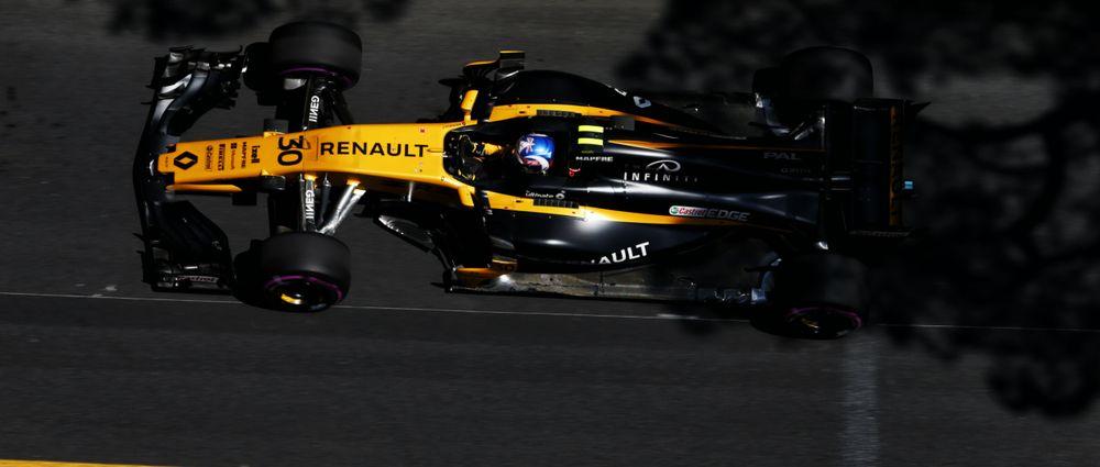 Renault Says Jolyon Palmer Has To Start Scoring Points Soon