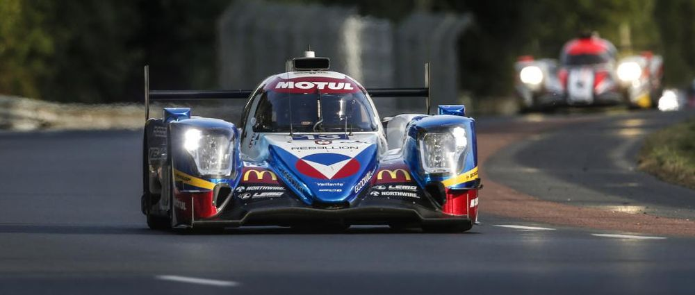 Rebellion Has Been Disqualified From Its Third Place Finish At Le Mans