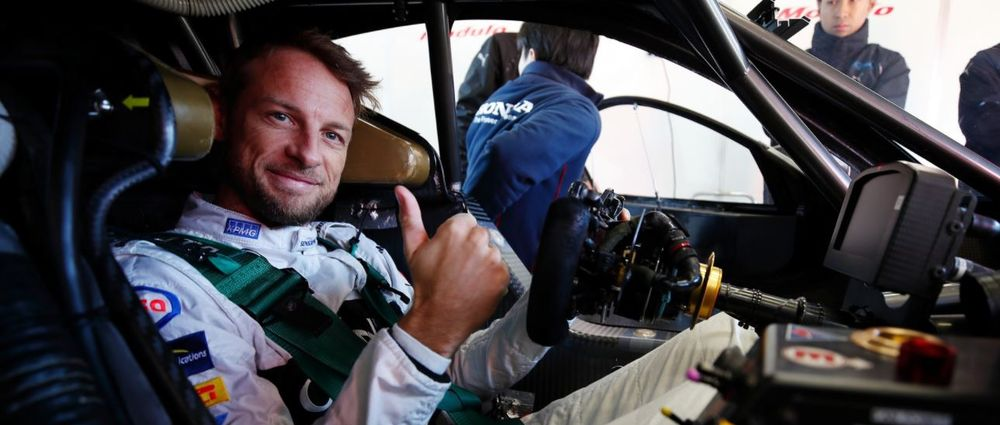 Jenson Button Will Race Full-Time In Super GT Next Season