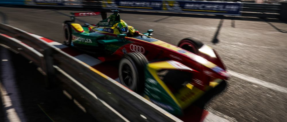 Audi Sport Will Have A Full Works Team For Formula E Season 4