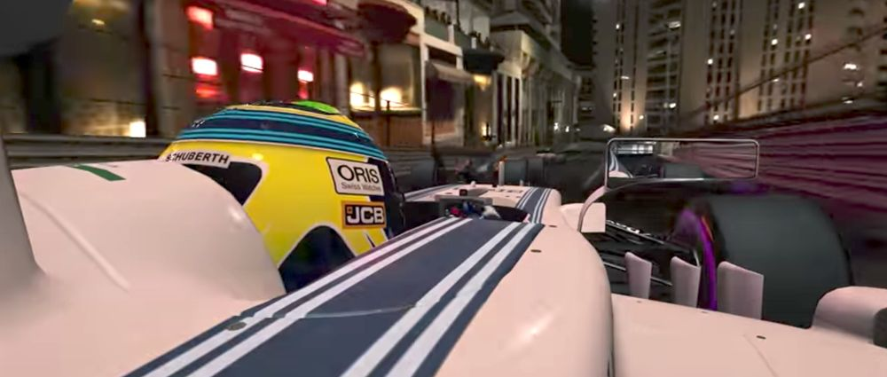 The New F1 2017 Trailer Teases Monaco Night Mode
