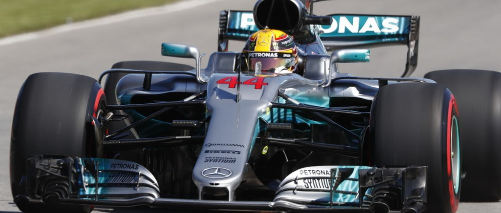 Hamilton Set For Five-Place Grid Penalty In Austria After Gearbox Change